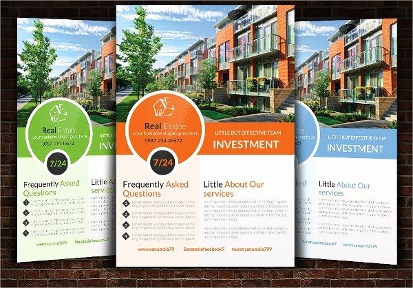Real Estate Flyer Template Psd Awesome Real Estate Flyer Design Templates Yourweek 552aa2eca25e