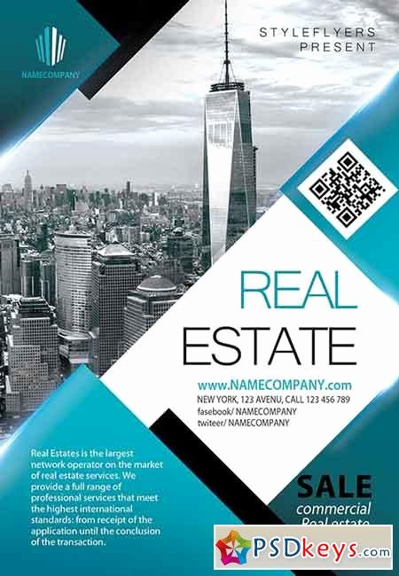 Real Estate Flyer Template Psd Awesome Real Estate Flyer Template Psd Planet Flyers