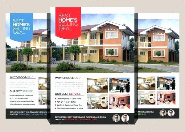 Real Estate Flyer Template Psd Beautiful Real Estate Flyer Template Psd Sale – Hayatussahabah