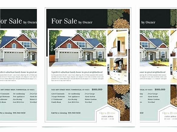 Real Estate Flyer Template Psd Best Of Real Estate Flyer Template Psd – Flybymedia