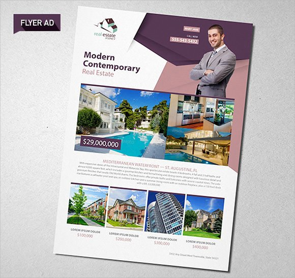 Real Estate Flyer Template Publisher Elegant 10 Real Estate Brochures