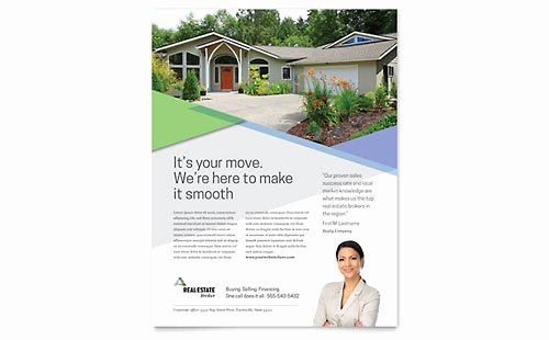 Real Estate Flyer Template Publisher Lovely Microsoft Publisher Real Estate Flyer Templates