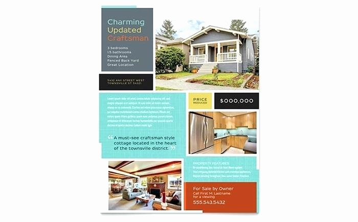 Real Estate Flyer Template Publisher New Publisher Real Estate Flyer Template – Cashinghotnichesfo