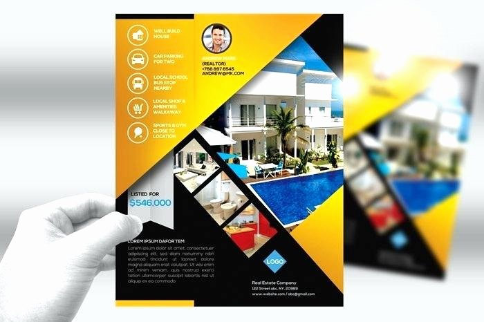 Real Estate Flyer Template Publisher Unique Microsoft Publisher Template – Yoyoshotelfo