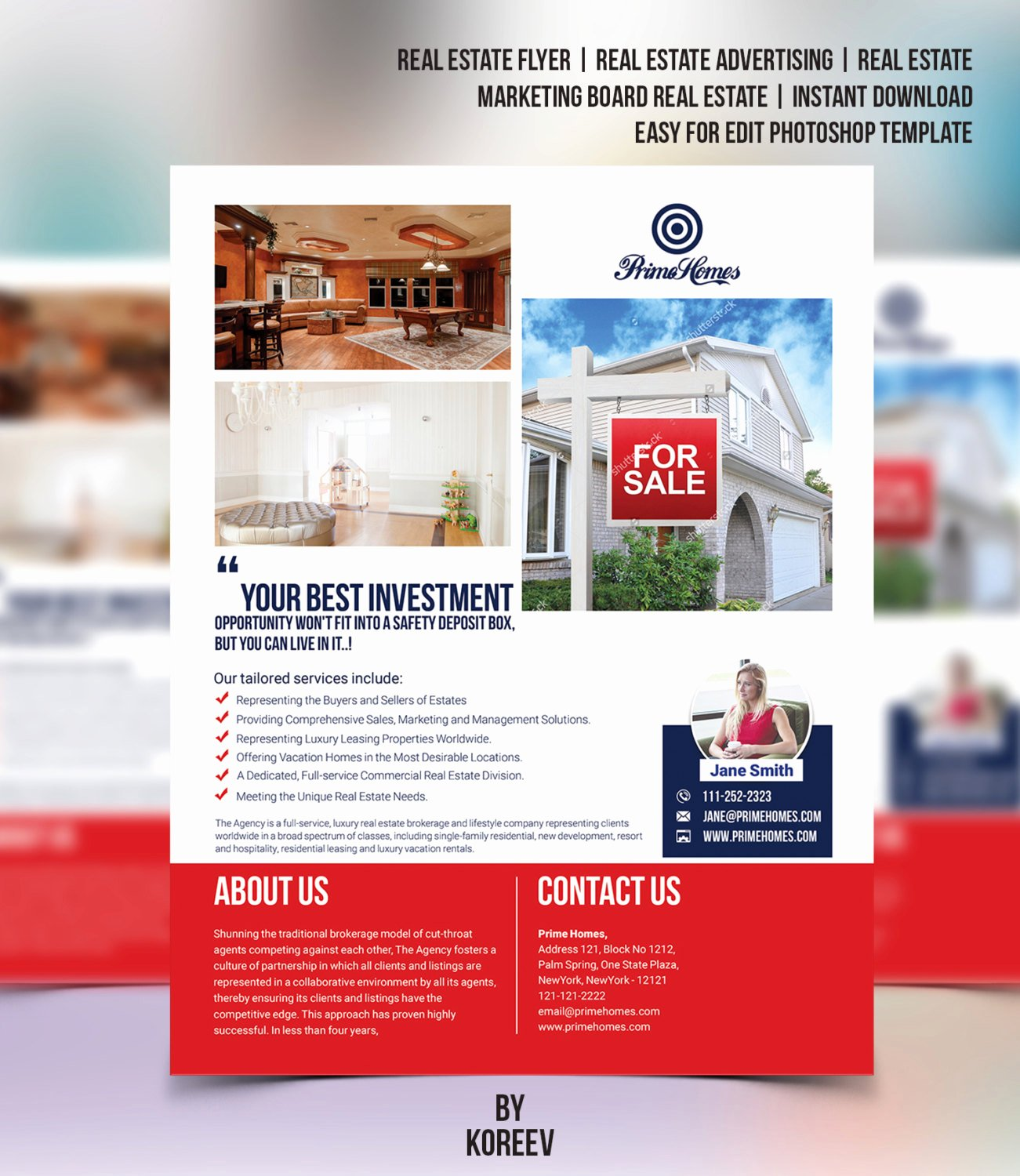 Real Estate Flyer Template Word Best Of Real Estate Flyer Editable In Microsoft Word Powerpoint