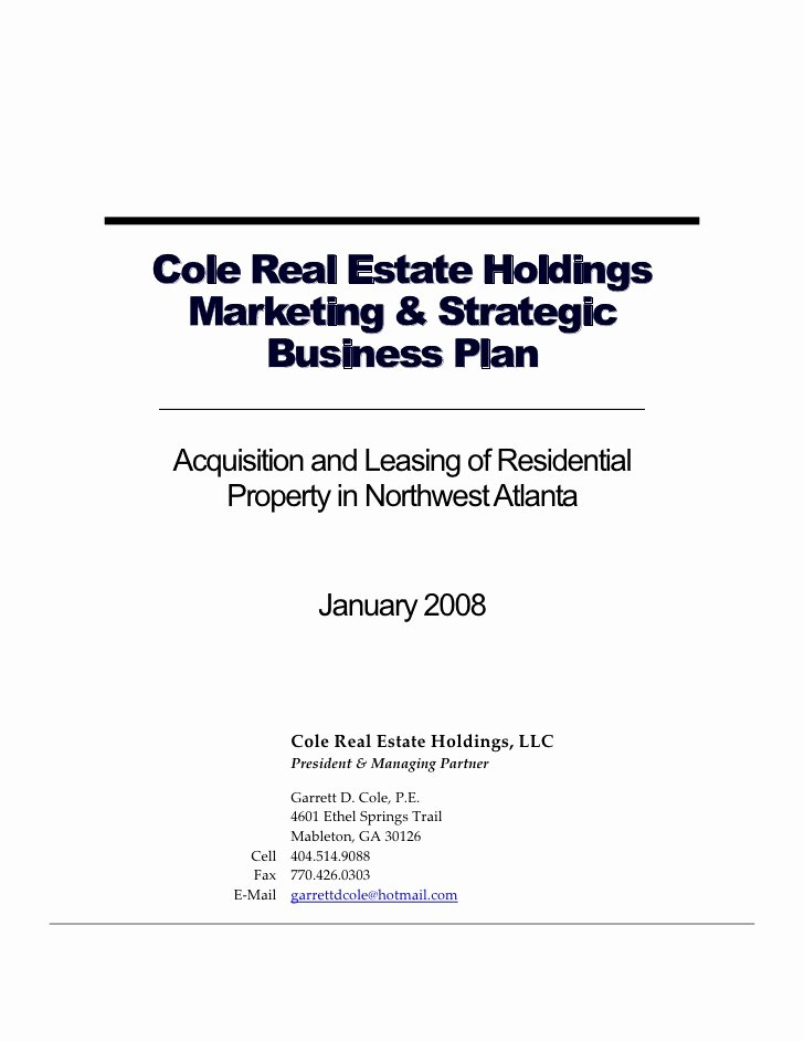 Real Estate Investment Proposal Template Inspirational Real Estate Investment Proposal Template Henrycmartin