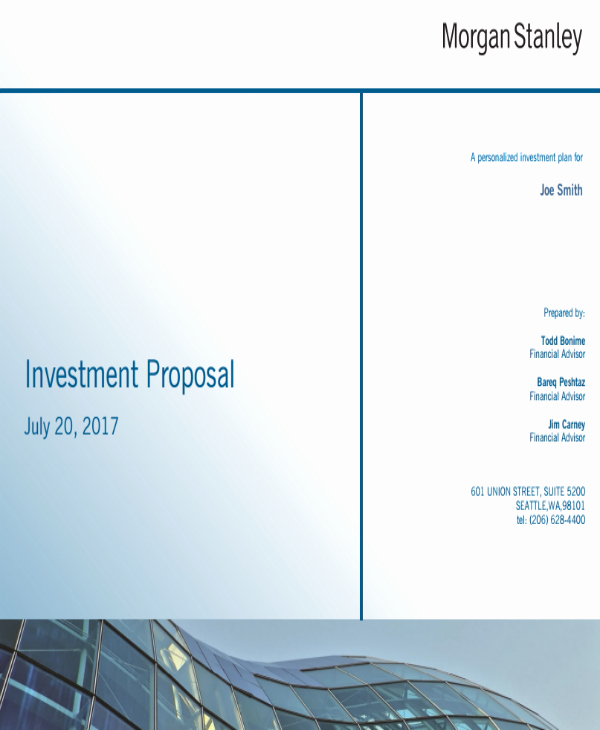 Real Estate Investment Proposal Template Lovely 12 Real Estate Investment Proposal Templates Pdf Word