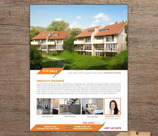 Real Estate Listing Flyer Template Best Of Real Estate Flyers – 30 Free Pdf Psd Ai Vector Eps