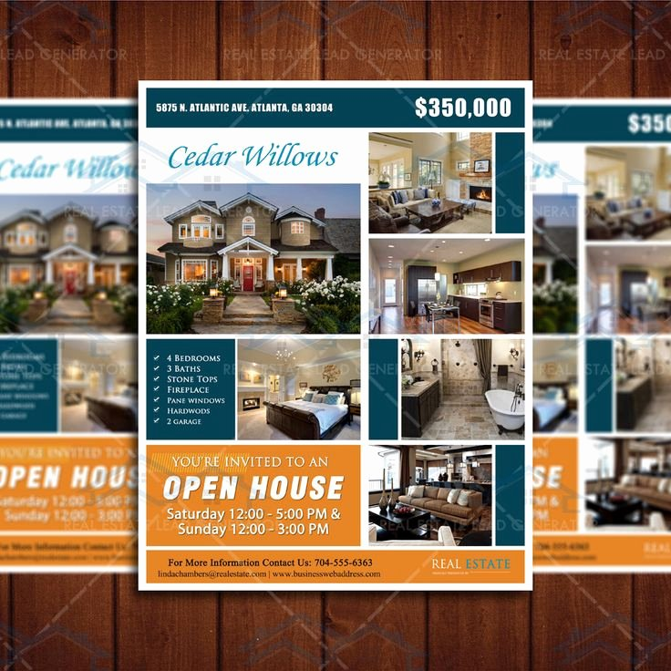 Real Estate Listing Flyer Template Elegant 8 5x11 Newly Listed Flyer Template Real Estate Listing
