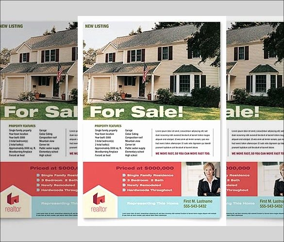 Real Estate Listing Flyer Template New Word Real Estate Flyer Template Yourweek 9f6cb1eca25e
