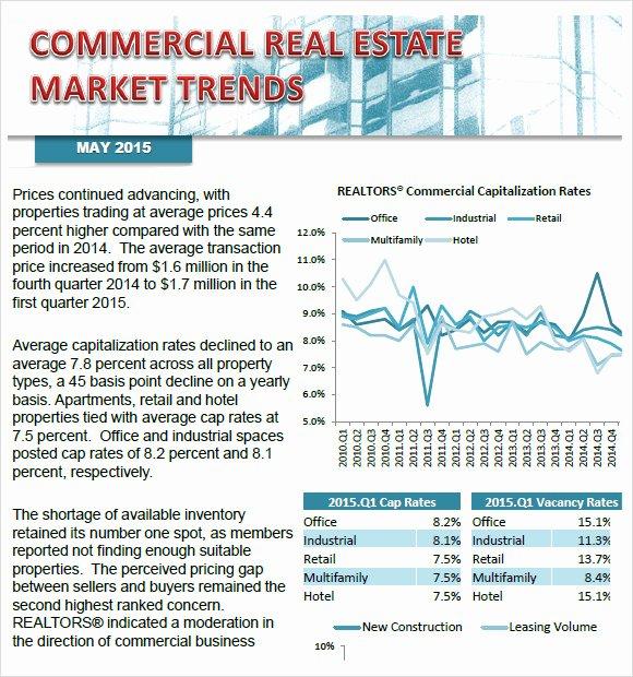 Real Estate Market Analysis Template Luxury 8 Real Estate Market Analysis Samples