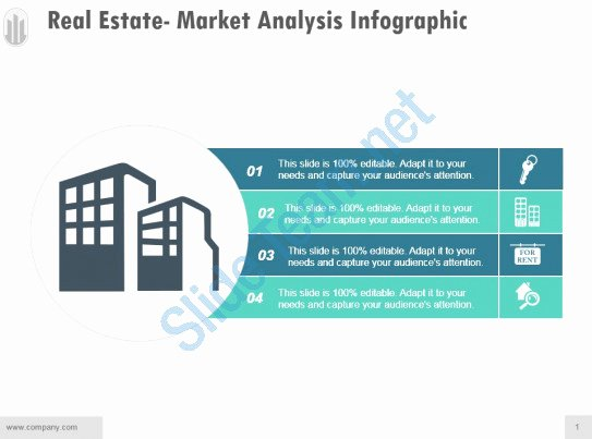 Real Estate Market Analysis Template Luxury Real Estate Market Analysis Infographic Example Ppt