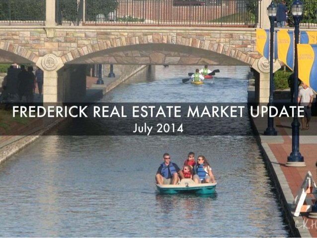 Real Estate Market Update Template Beautiful Frederick Maryland Real Estate Trends July 2014