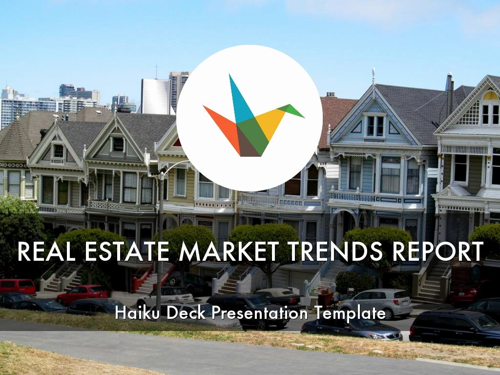 Real Estate Market Update Template New Presentations and Templates by Eddy Marcelin