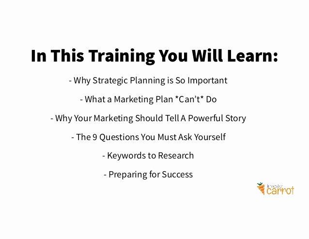 "Real Estate Marketing Plan Template Unique Real Estate Marketing Plan Sample ""simple"" Strategic"