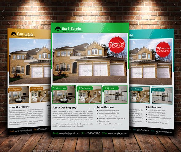 Real Estate Open House Template Elegant Open House Flyer Templates – 39 Free Psd format Download
