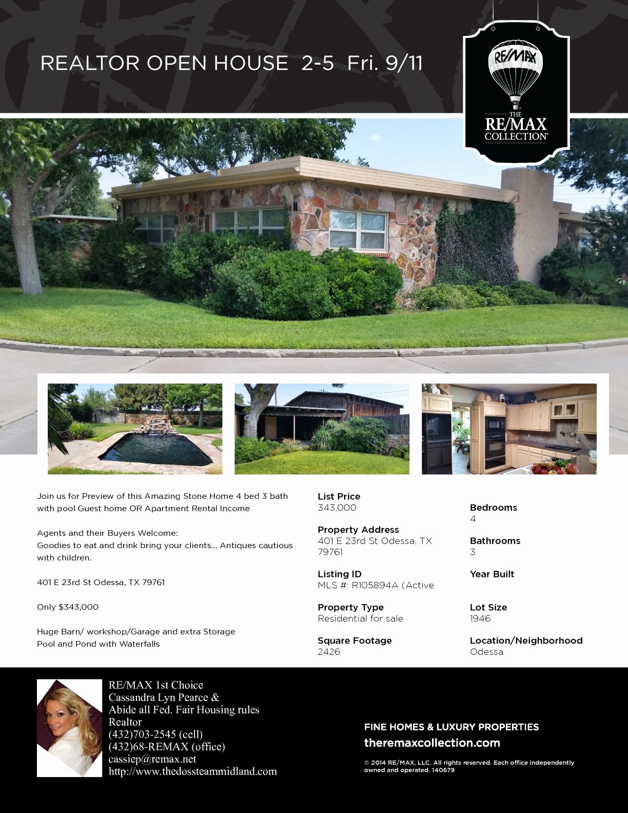 Real Estate Open House Template Inspirational Real Estate Open House Flyer Template