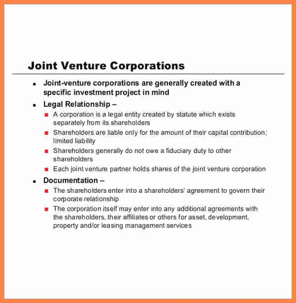 Real Estate Partnership Agreement Template Unique 7 Restaurant Partnership Agreement Template