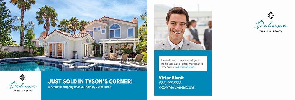 Real Estate Postcard Template Awesome Free 4x6 Postcard Templates Lob Blog