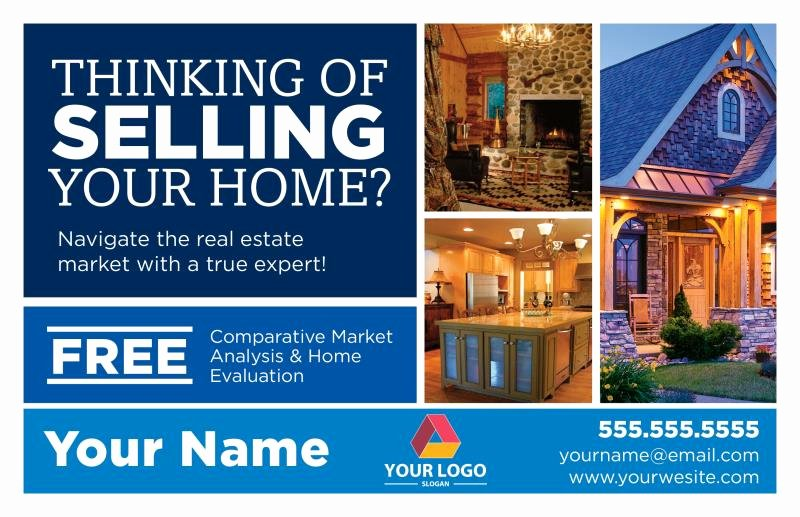 Real Estate Postcard Template Fresh Real Estate Postcards Mortgage Postcards