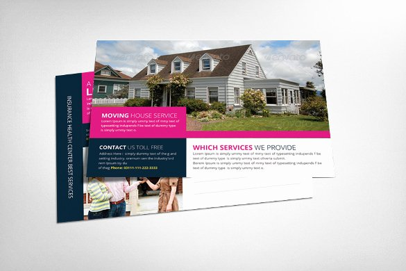 Real Estate Postcard Template Lovely 18 Real Estate Postcard Templates – Free Sample Example