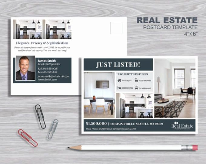 Real Estate Postcard Template New 70 Best Real Estate Postcard Ideas Images On Pinterest