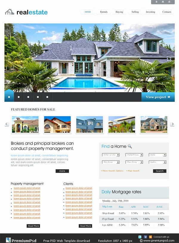 Real Estate Website Template Inspirational Estate and Letting Agent Website Designers and Developers