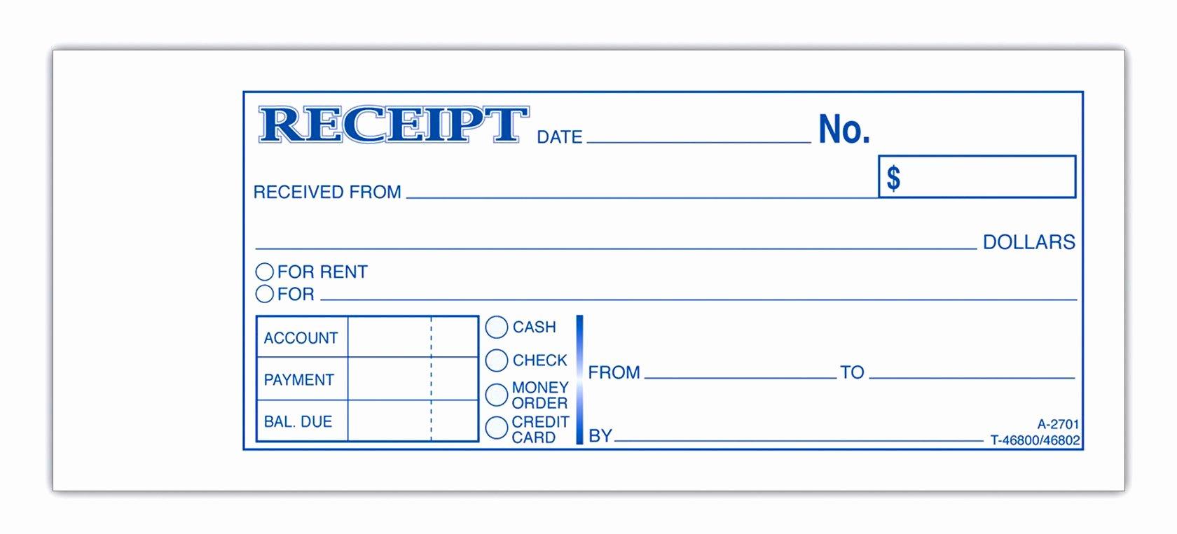 Receipt Template Free Printable New Blank Receipt Template Example Mughals Zasvobodu