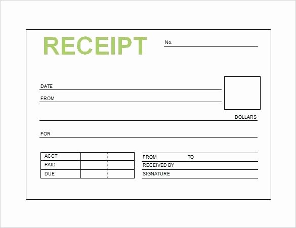 Receipt Template Free Printable Unique Free Printable Receipt Template Uk Receipt Template Uk