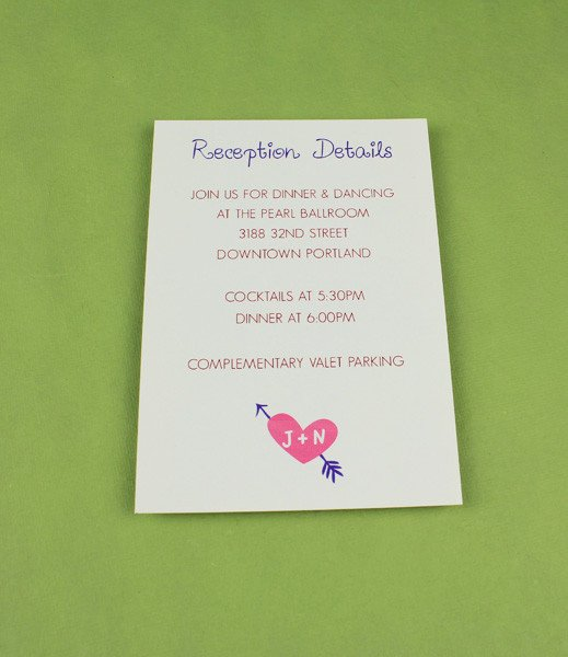 Reception Cards Template Free Best Of Spring Wedding Reception Card Template with Heart Tree
