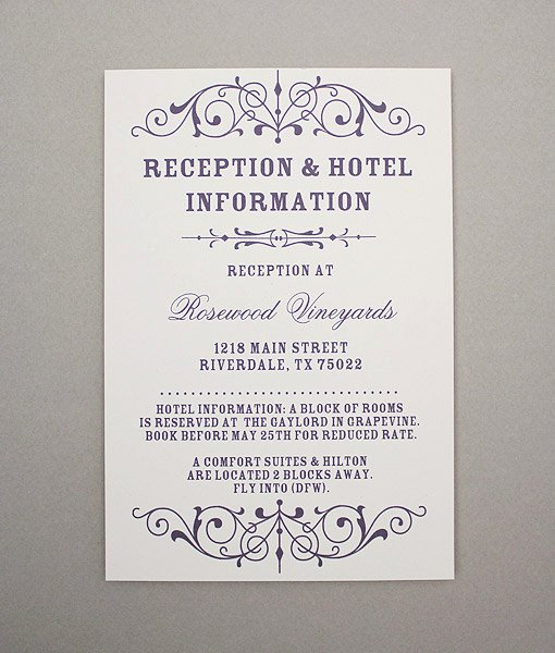 Reception Cards Template Free Lovely Vintage Filigree Reception Card – Download & Print
