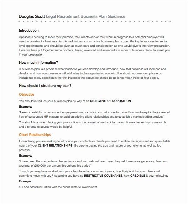 Recruiting Strategic Plan Template Inspirational 10 Recruiting Plan Templates