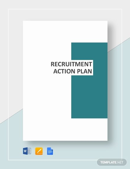 Recruitment Action Plan Template Lovely Leadership Action Plan Template Download 0 Plans In