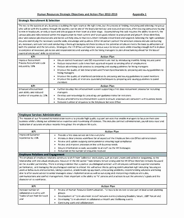 Recruitment Strategic Plan Template Beautiful College Recruitment Plan Template Templates for Strategic