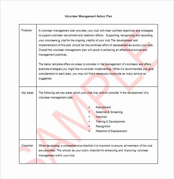 Recruitment Strategic Plan Template Inspirational Sample Recruitment Plan format Staffing Template