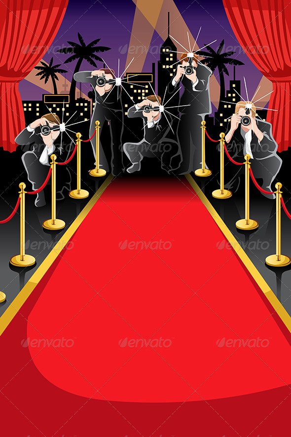 Red Carpet Backdrop Template Awesome Flyer Backgrounds Templates for Red Carpet event