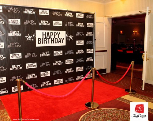 Red Carpet Backdrop Template Inspirational Hollywood Red Carpet Banner