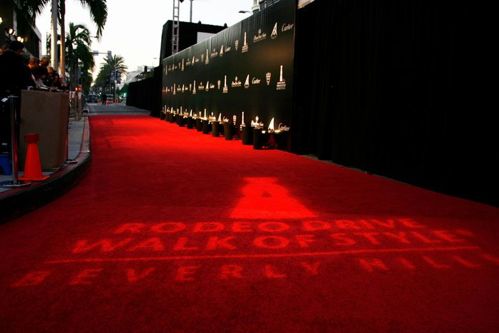 Red Carpet Backdrop Template Luxury A Gobo On the Red Carpet Showed the evening S Logo and A