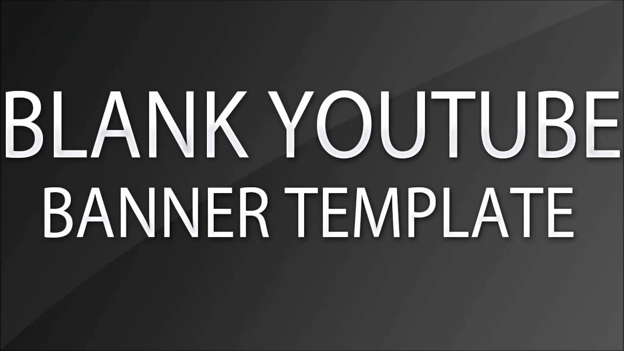 Red Youtube Banner Template Lovely Blank Youtube Banner Template Psd 2016 2017