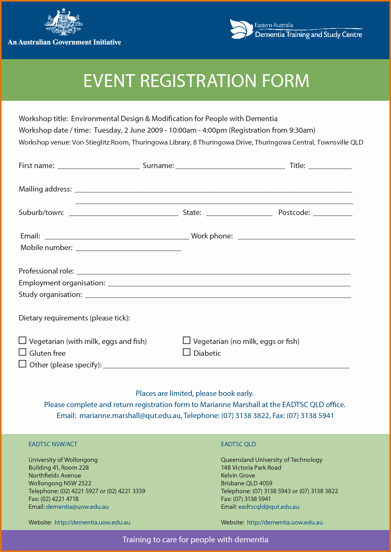 Registration forms Template Word Inspirational Registration form Template Wordreference Letters Words