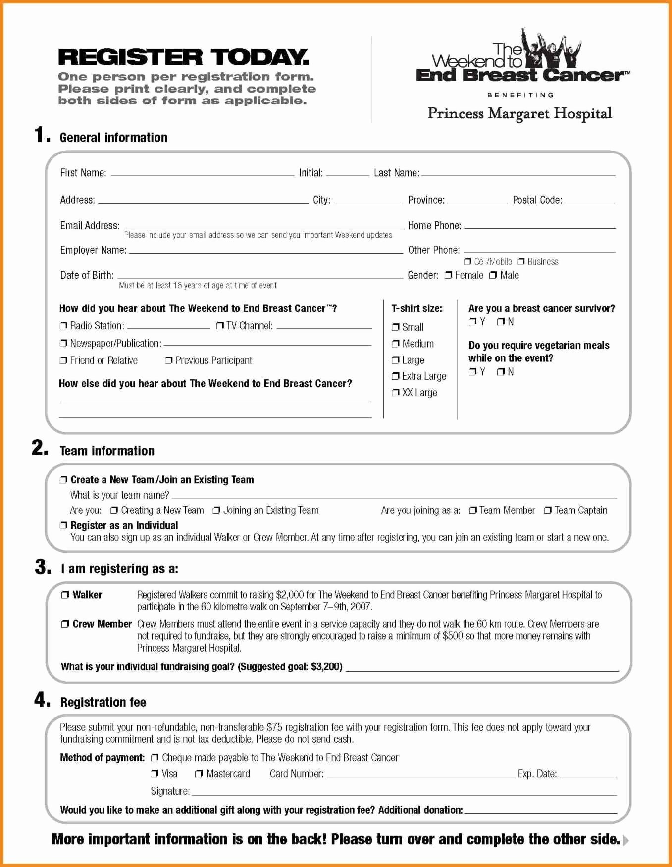 Registration forms Template Word New Registration Template Word Portablegasgrillweber