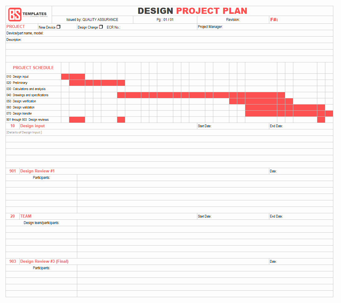 Remodel Project Plan Template Beautiful Best Project Plan Template for Excel – 9 Free Word Excel