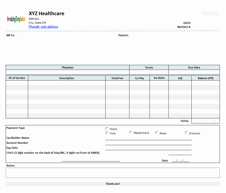 Rent Invoice Template Excel Elegant House Rental Invoice Template In Excel format Free