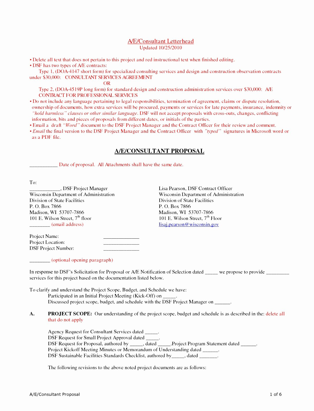 Request for Proposal Template Word Best Of 10 Request for Proposal Template Microsoft Word Iirrr