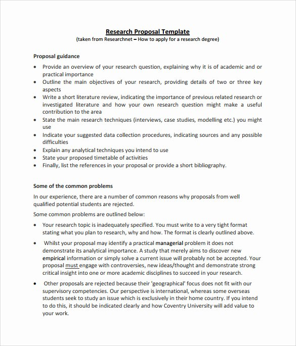 Research Paper Proposal Template Beautiful Phd Finance Research Proposal