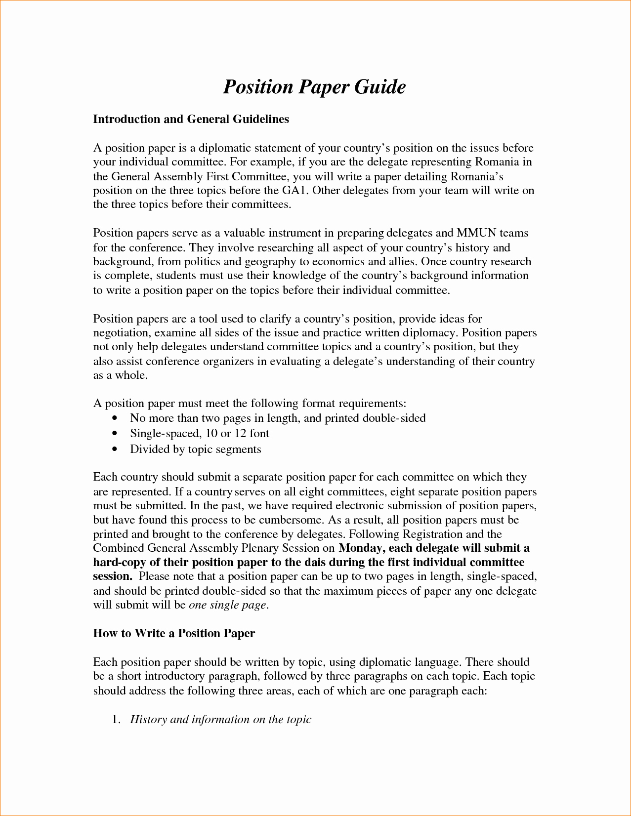 Research Paper Proposal Template Fresh 7 Paper Proposal Template