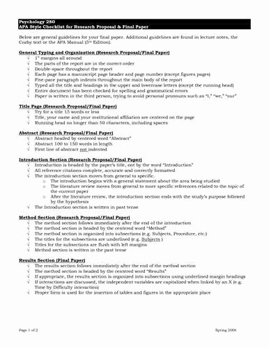 Research Paper Proposal Template Inspirational Research Proposal Example Apa format