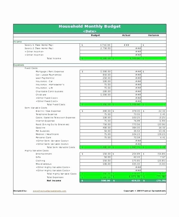 Residential Construction Budget Template Excel Awesome New Home Construction Bud form Free Estimating