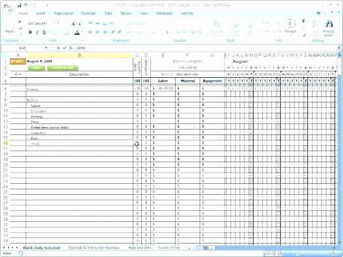 Residential Construction Budget Template Excel Luxury Residential Construction Bud Template