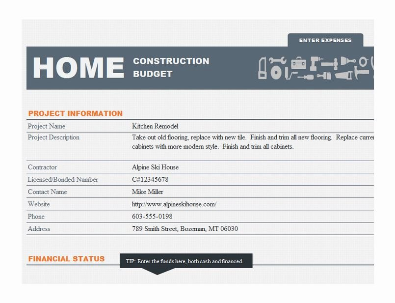 Residential Construction Schedule Template Luxury Home Construction Schedule Template